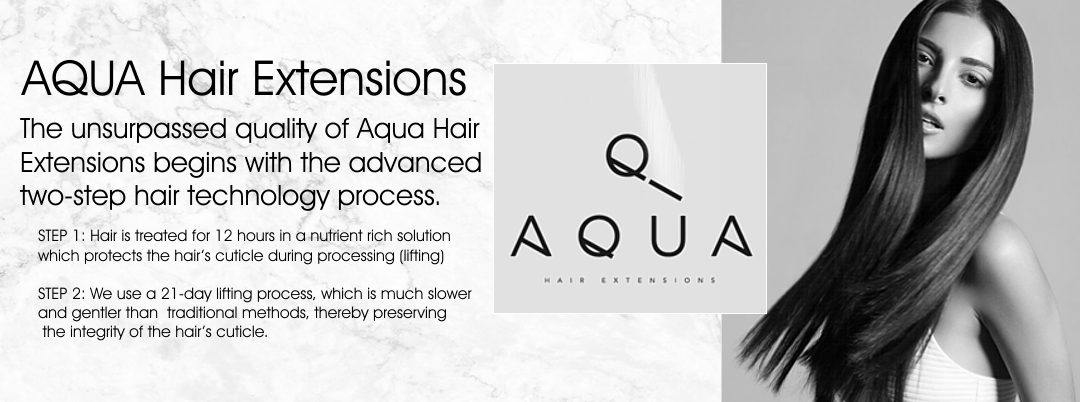 AQUA Tape-in Hair Extensions